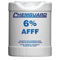 Concentrado de espuma AFFF al 6%