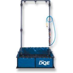Sistema de ducha de descontaminación Quick Response™