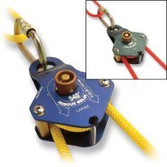 Freno de rescate pequeño de 540°, tamaño de la cuerda: 10,6-11,5mm (7/16in)