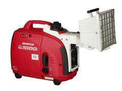 Generador Honda EU1000/EU2000 con led de 500 W/Equipos de cabezales de lámpara de cuarzo y accesorios